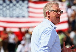 "Glenn Beck Hosts Controversial ""Restoring Honor"" Rally At Lincoln Memorial"