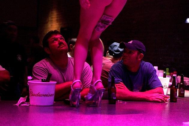Indiana strip club tax?