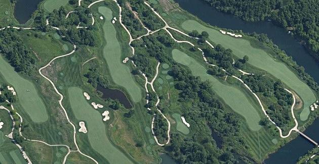 Victoria National Golf Club - Newburgh, IN