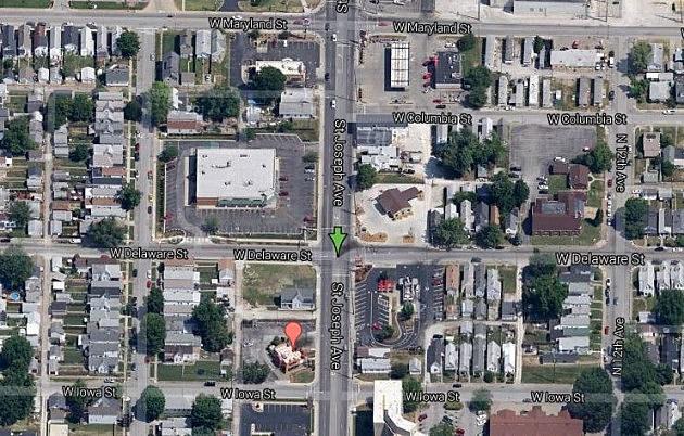 Intersection of St. Joe & Delaware