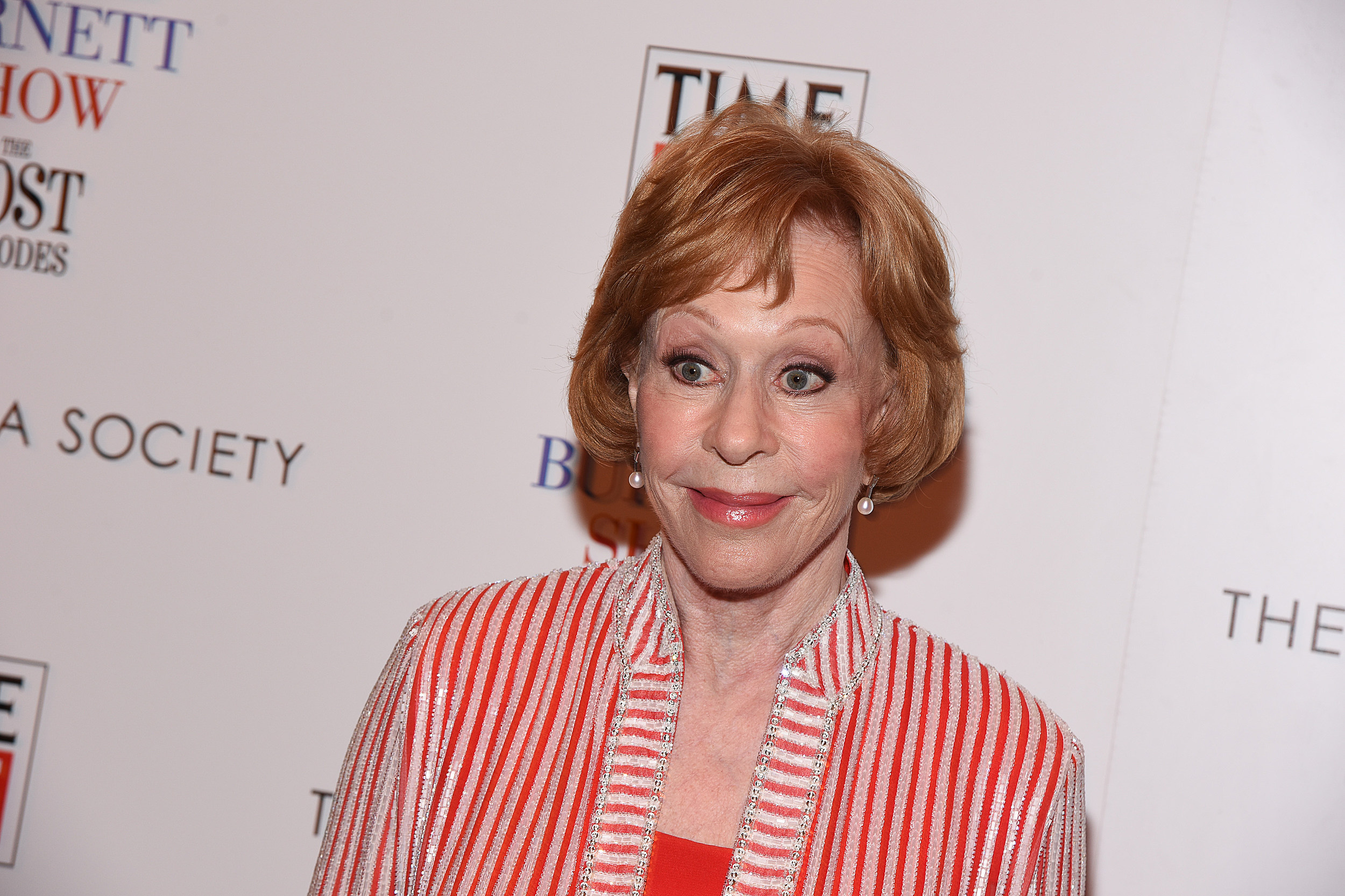"""Time Life And The Cinema Society Host A Screening Of """"The Carol Burnett Show: The Lost Episodes"""" - Arrivals"""